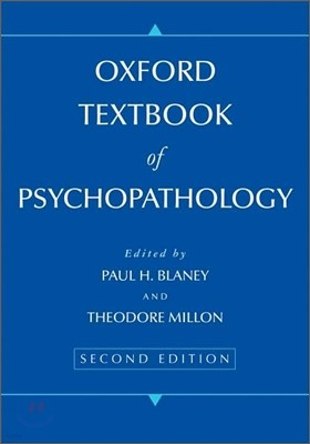 Oxford Textbook of Psychopathology, 2/E