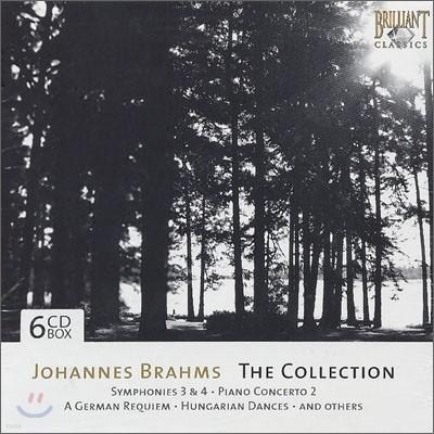 브람스 컬렉션 (Johannes Brahms The Collection)
