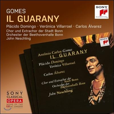 Placido Domingo / Carlos Alvarez 안토니오 카를로스 고메스: 오페라 '과라니족' - 플라시도 도밍고, 존 네슐링 (Antonio Carlos Gomes: IL Guarany)