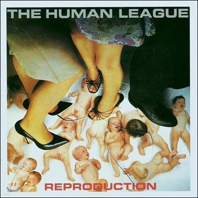 Human League (휴먼 리그) - Reproduction [LP]
