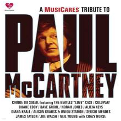 Tribute to Paul Mccartney - A MusiCares - Tribute To Paul McCartney (NTSC)(All Region)(DVD)