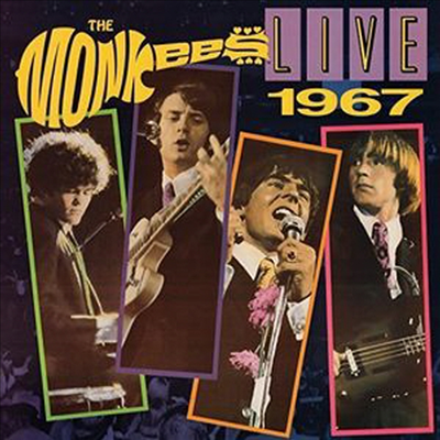 Monkees - Live 1967 (50th Anniversary Edition)(Limited Edition)(Gatefold Cover)(180G)(LP)