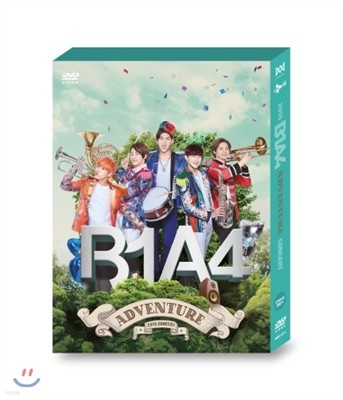 B1A4 - 2015 B1A4 Adventure DVD