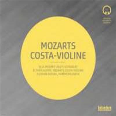코스타 - 바이올린 모차르트: 바이올린 소나타 32번 & 35번 (Costa-Violine Mozart: Violin Sonatas Nos.32 & 35) - Esther Hoppe