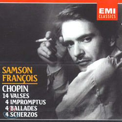 Chopin : ValsesㆍImpromptus... : Samson Francois