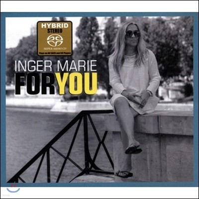 Inger Marie Gundersen (잉거 마리 군데르센) - For You [SACD]