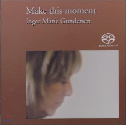 Inger Marie Gundersen (잉거 마리 군데르센) - Make This Moment [SACD]