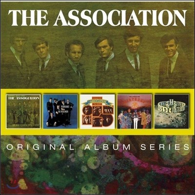 The Association (더 어소시에이션) - Original Album Series [Deluxe Edition]