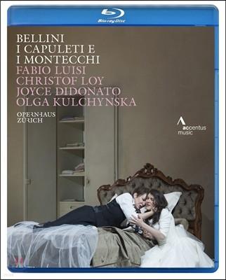 Fabio Luisi / Joyce DiDonato 벨리니: 캐퓰릿가와 몬태그가 (Bellini: I Capuleti e i Montecchi) 파비오 루이지, 취리히 필하모니아, 조이스 디도나토