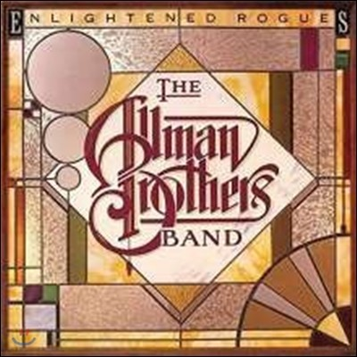 Allman Brothers Band (올맨 브라더스 밴드) - 6집 Enlightened Rogues [Remastered LP]