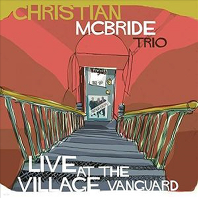 Christian McBride Trio - Live At The Village Vanguard (Digipack)