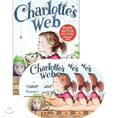 Charlotte's Web (Book & CD)