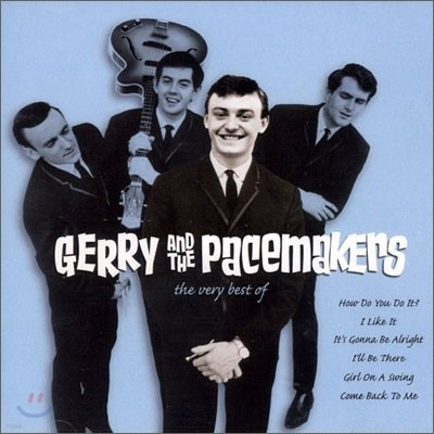 Gerry & The Pacemakers - Very Best Of Gerry & The Pacemakers