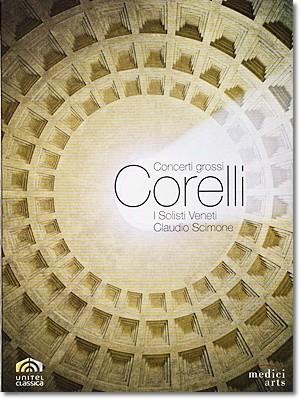 코렐리 : 콘체르토 그로소 - 클라우디오 시모네