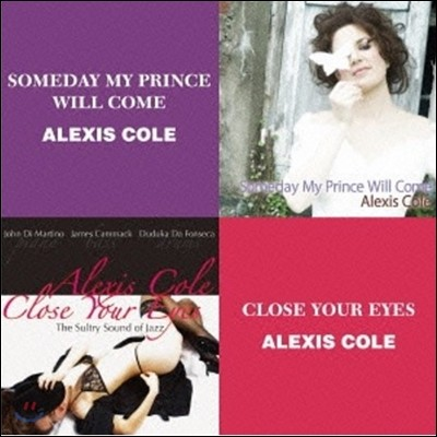 Alexis Cole (알렉시스 콜) - Someday My Prince Will Come / Close Your Eyes