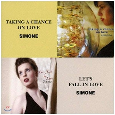 Simone (시모네) - Taking A Chance On Love / Let's Fall In Love