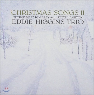 Eddie Higgins Trio (에디 히긴스 트리오) - Masterpiece Collections: Christmas Songs II
