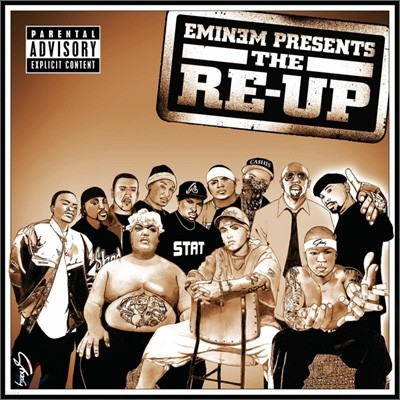 Eminem Presents - The Re-Up (Special Korea Edition)