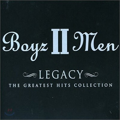 Boyz II Men - Legacy/The Greatest Hits Collection (Special Korea Edition)