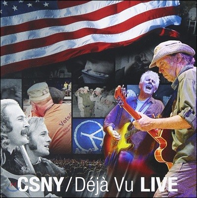 Crosby, Stills, Nash & Young - CSNY / Deja Vu Live