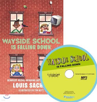 Wayside School Is Falling Down (Book + MP3 CD)