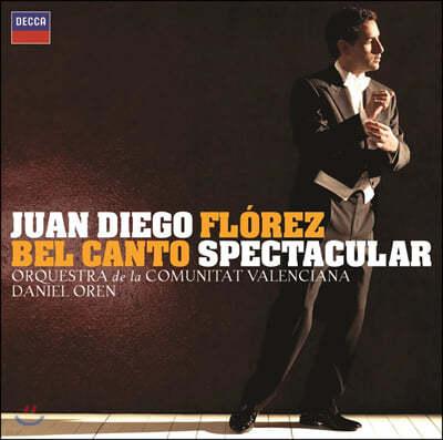 Juan Diego Florez 후안 디에고 플로레스 벨칸도 아리아집 (Bel Canto Spectacular)
