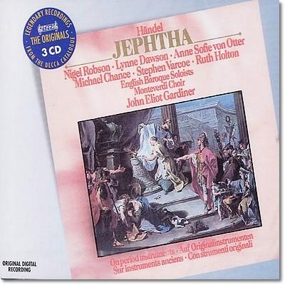 John Eliot Gardiner 헨델: 예프타 (Handel: Jephtha)