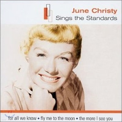 June Christy - Sings The Standards