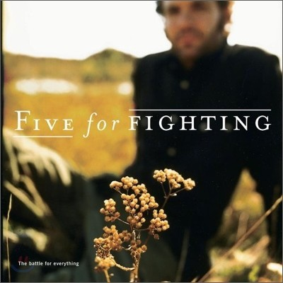 Five For Fighting - Battle For Everything