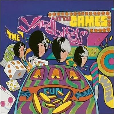 Yardbirds - Little Games (Jpn Lp Sleeve)