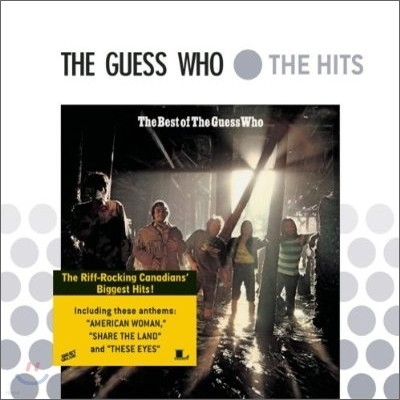 Guess Who - Best Of Guess Who