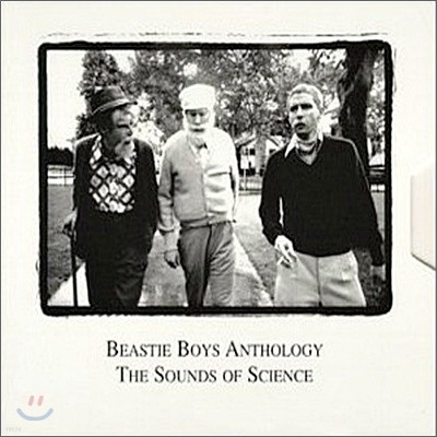Beastie Boys - Sounds Of Science (Us)