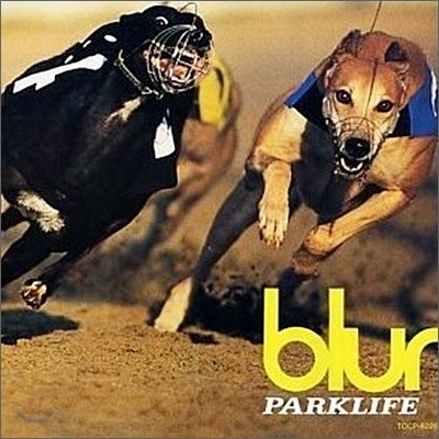 Blur - Parklife (Japan Edition)