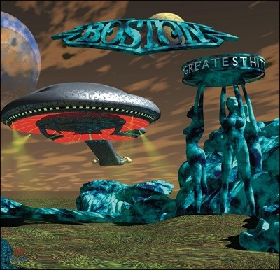 Boston (보스턴) - Greatest Hits