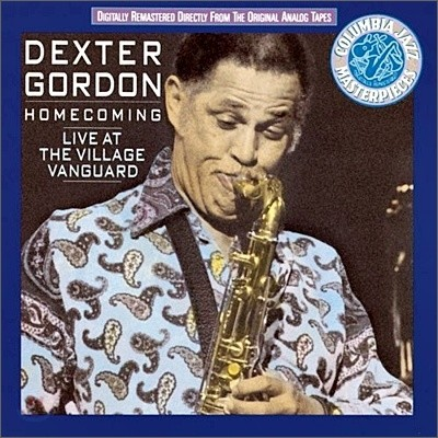 Dexter Gordon - Homecoming: Live At The Village Vanguard