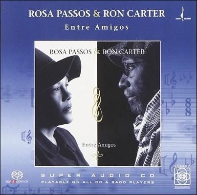 Rosa Passos & Ron Carter (로사 파소스, 론 카터) - Entre Amigos [SACD Hybrid]