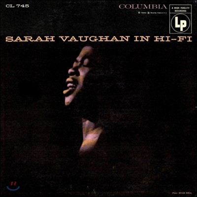 Sarah Vaughan (사라 본) - Sarah Vaughan In Hi-Fi (인 하이-파이) [2LP]