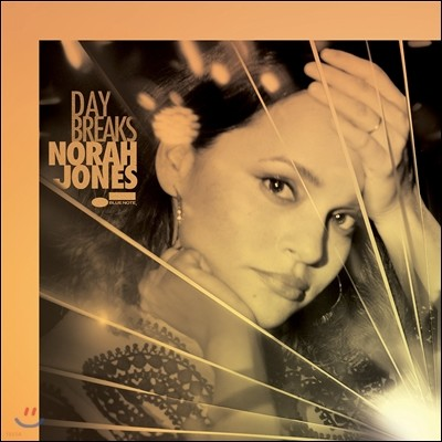Norah Jones (노라 존스) - 6집 Day Breaks [Standard LP]