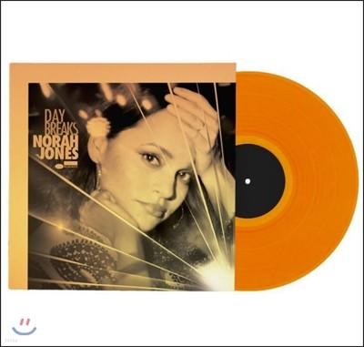 Norah Jones (노라 존스) - 6집 Day Breaks [오렌지 컬러 LP 에디션]