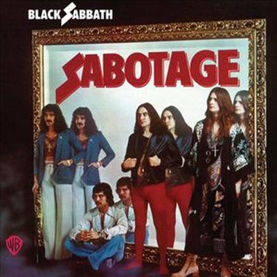 Black Sabbath - Sabotage (Remastered)(Digipack)