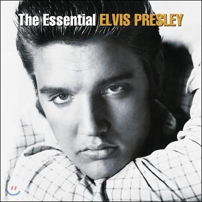 Elvis Presley (엘비스 프레슬리) - The Essential Elvis Presley (에센셜 엘비스 프레슬리) [2LP]