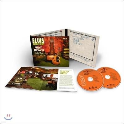 Elvis Presley (엘비스 프레슬리) - Way Down In The Jungle Room [40Th Anniversary Edition]