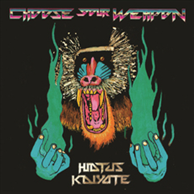 Hiatus Kaiyote - Choose Your Weapon (180g Vinyl 2LP)