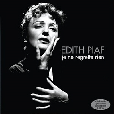 Edith Piaf - Je Ne Regrette Rien (180g Vinyl 2LP)