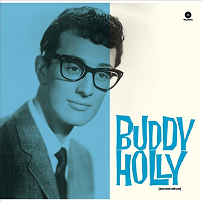 Buddy Holly - Second Album (Remastered)(Limited Edition)(Collector's Edition)(180g Audiophile Vinyl LP)(Free MP3 Download)
