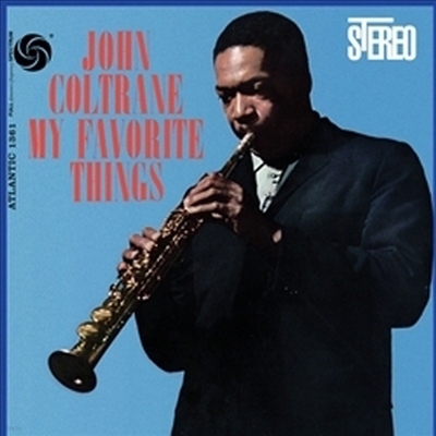 John Coltrane - My Favorite Things (Ltd. Ed)(45rpm)(180G)(2LP)