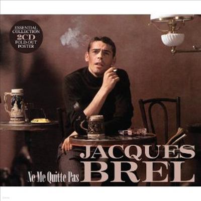 Jacques Brel - Ne Me Quitte Pas (2CD)