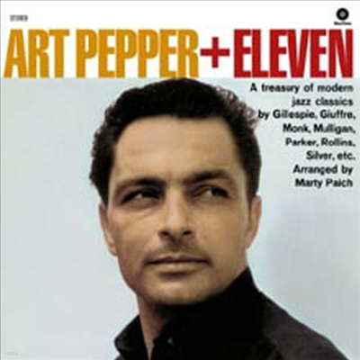 Art Pepper - Eleven (Remastered)(Collector's Edition)(180g Audiophile Vinyl LP)