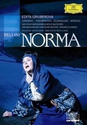 벨리니: 노르마 - 에디타 그루베로바