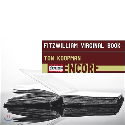 Ton Koopman 피츠윌리엄 버지널 북 발췌 - 톤 쿠프만 [하프시코드 연주반] (Fitzwilliam Virginal Book)